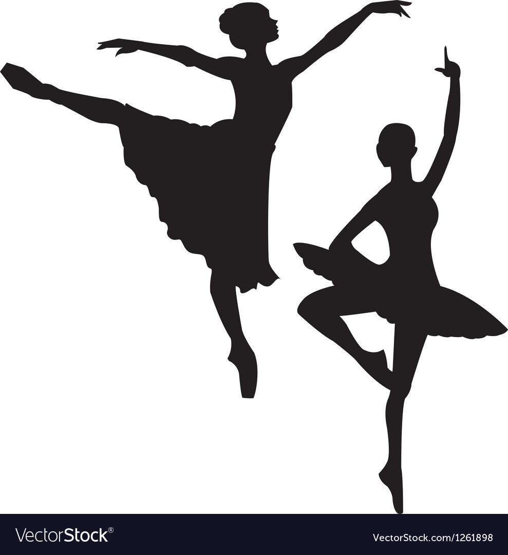 Ballet sihlouettes