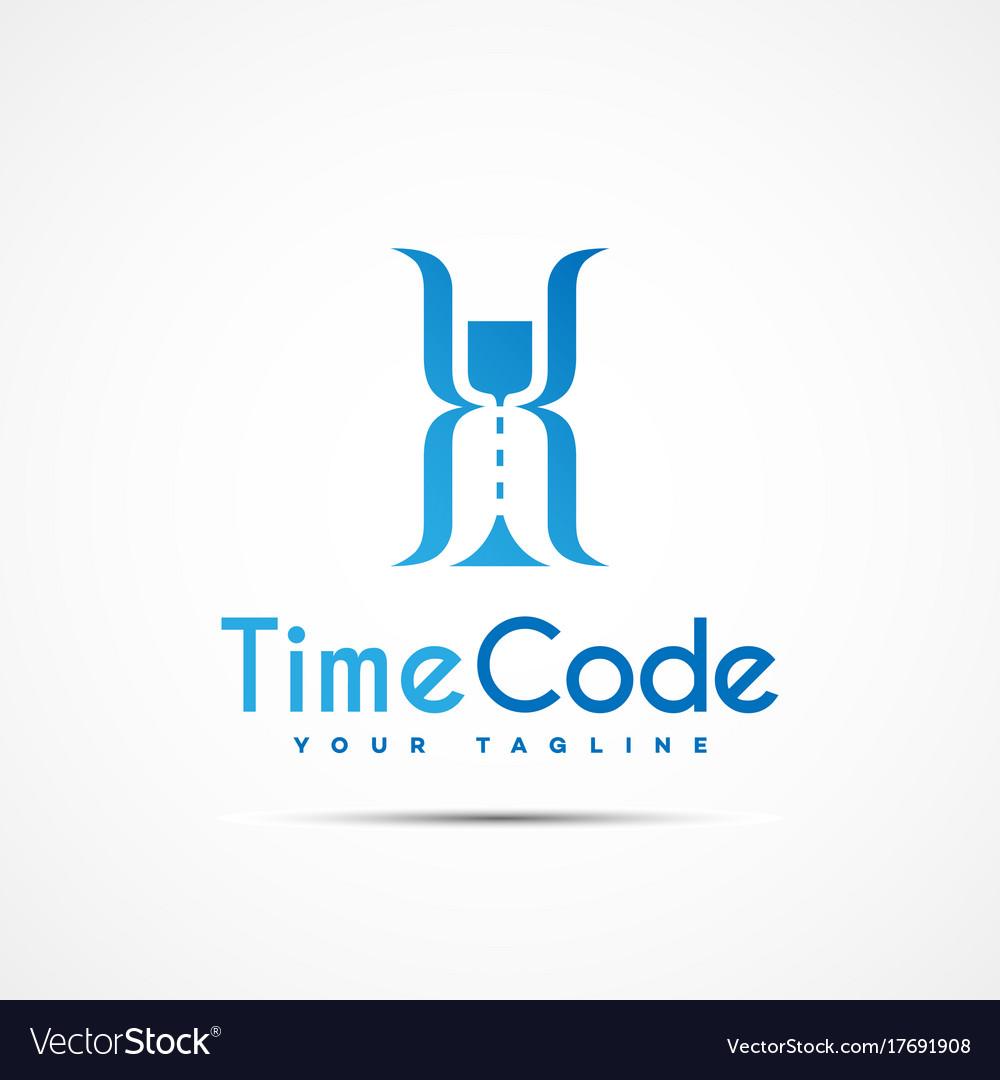 Time code logo