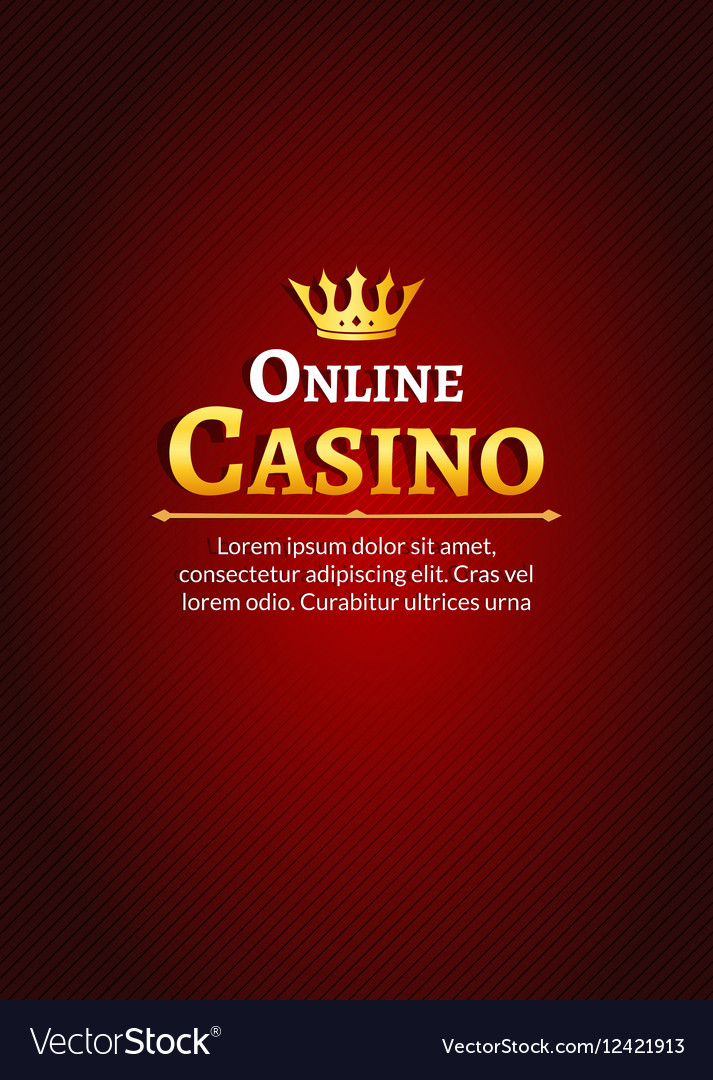 Casino logo template craps wikihow