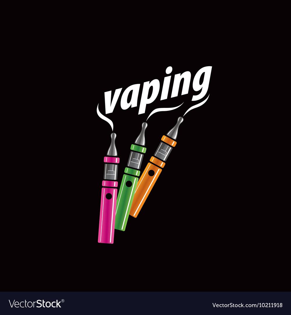 Logo electronic cigarette