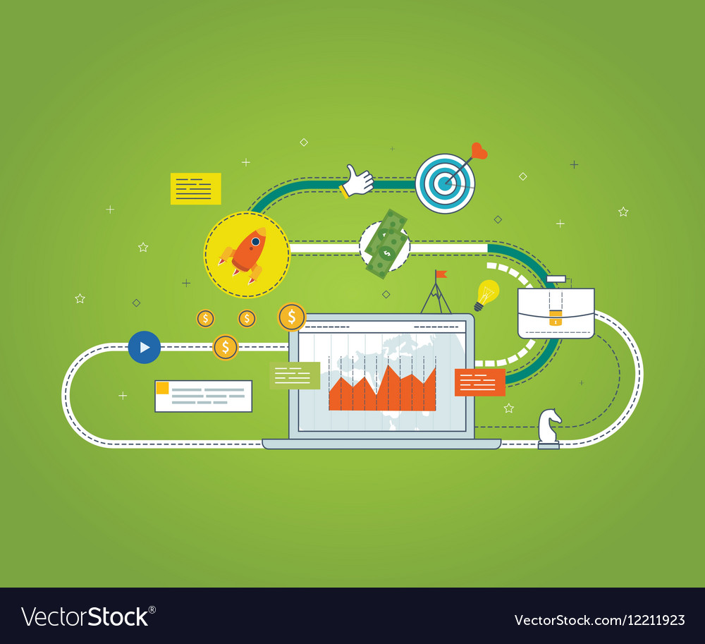 Business analysis and planning financial strategy
