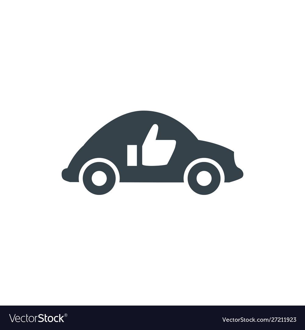 Car like concept logotype template design