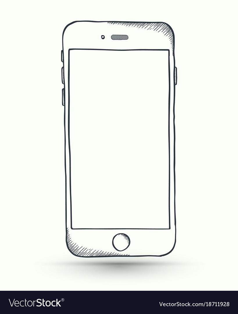 Doodle smartphone