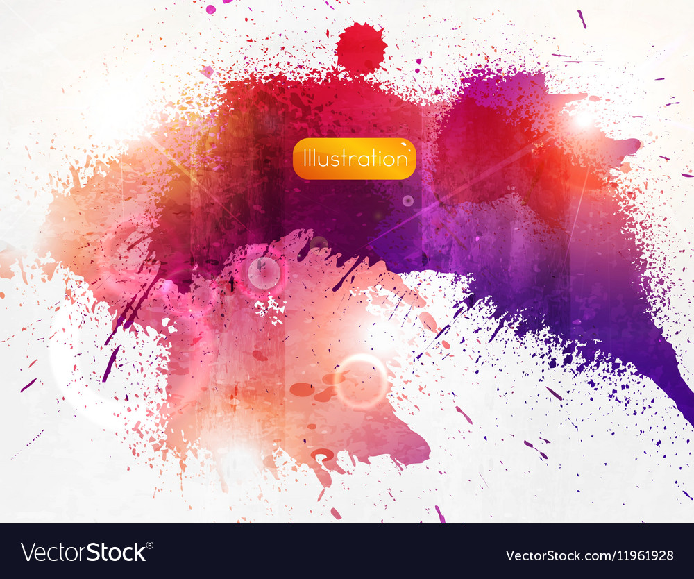 Rustic Colorful Abstract Background