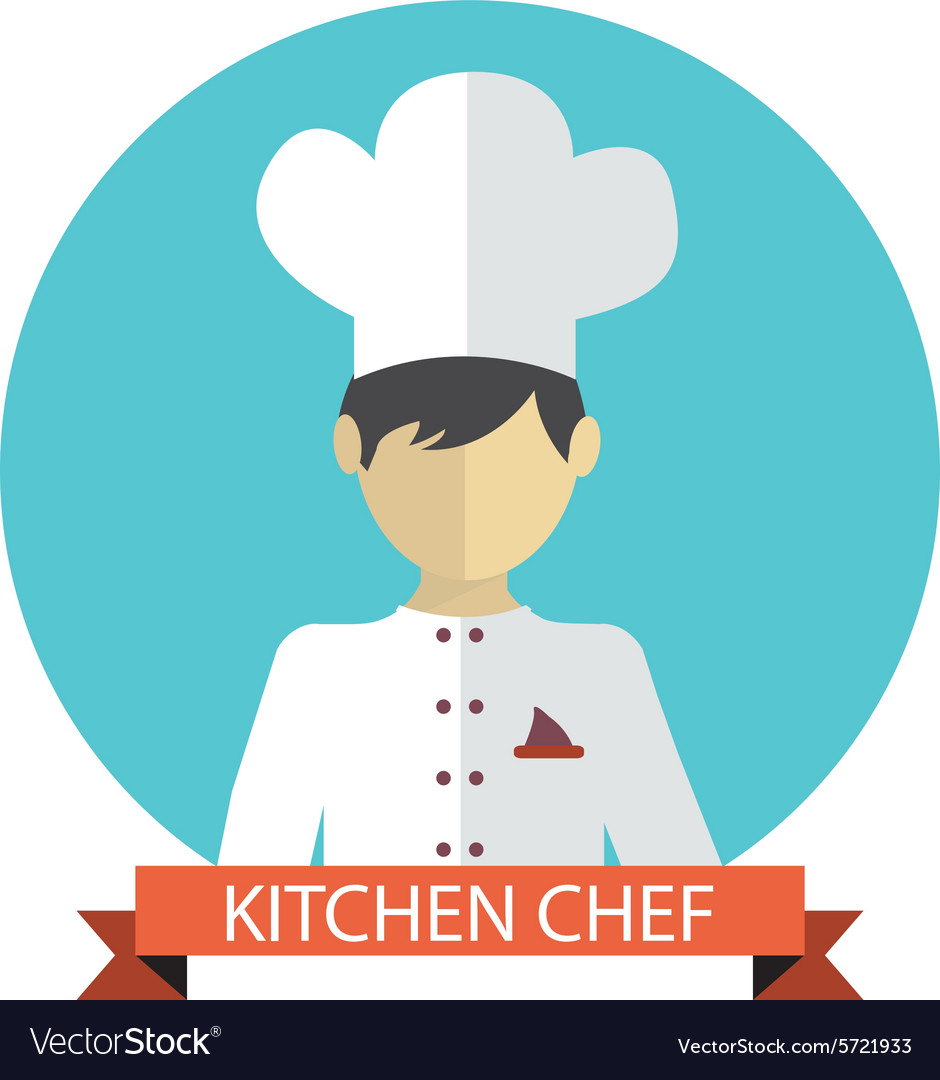 A of kitchen chef