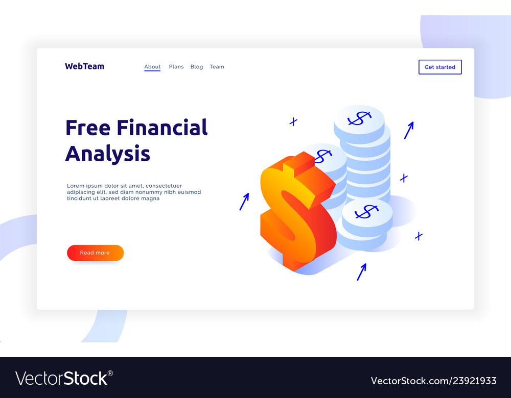 Isometric money investment and growth design