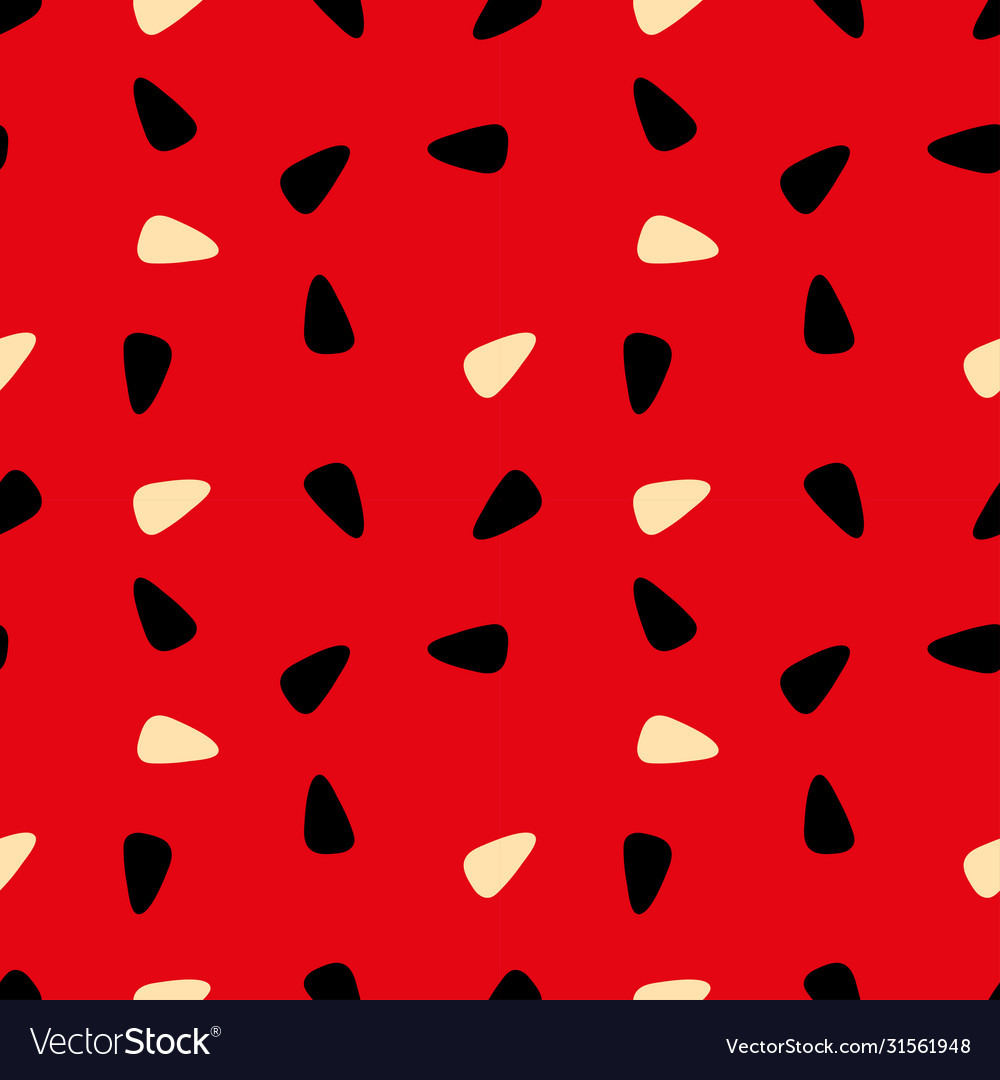 Seamless watermelon surface texture background