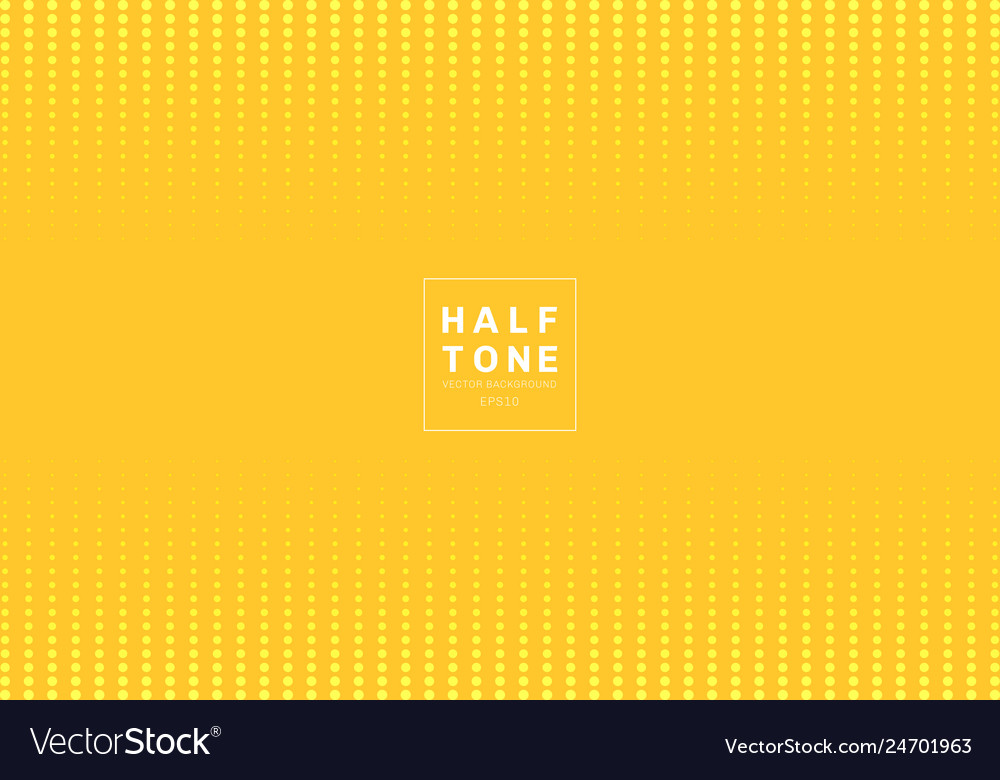 Abstract of light dot pattern halftone design