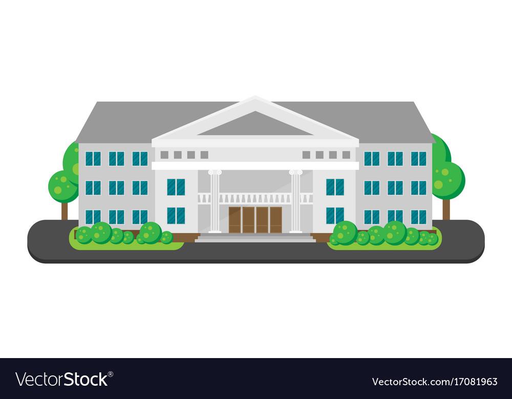 Education temple building temple
