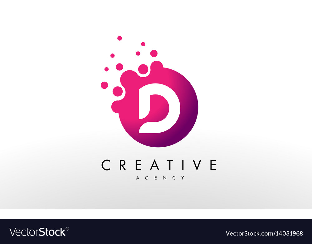 Letter d logo d letter design royalty free vector image letter d logo d letter design vector image thecheapjerseys Gallery