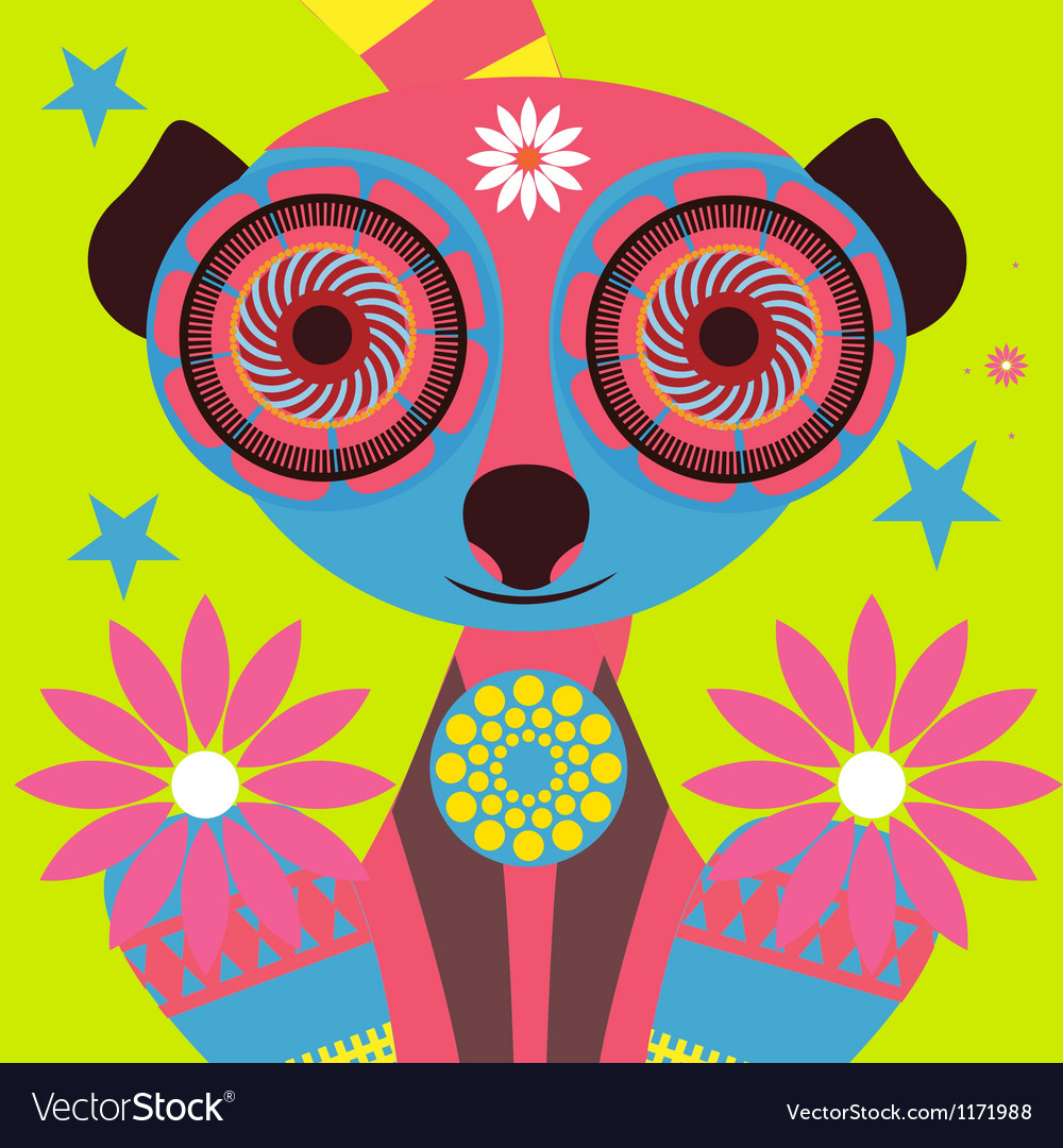 Color lemur