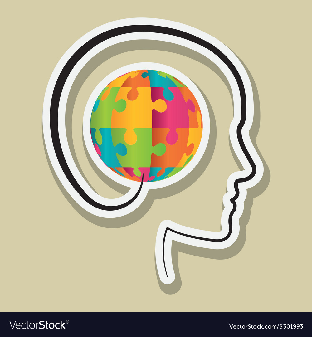 Puzzle icon design
