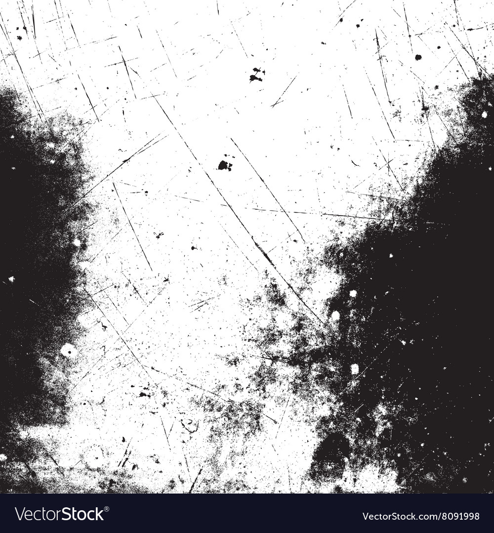 Grunge Border Texture vector image