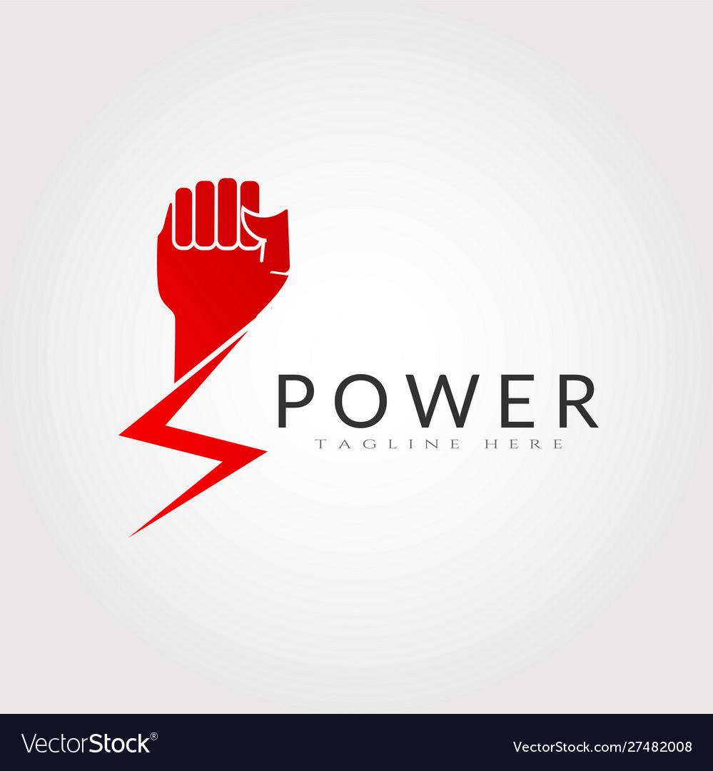 View Power Logo Font