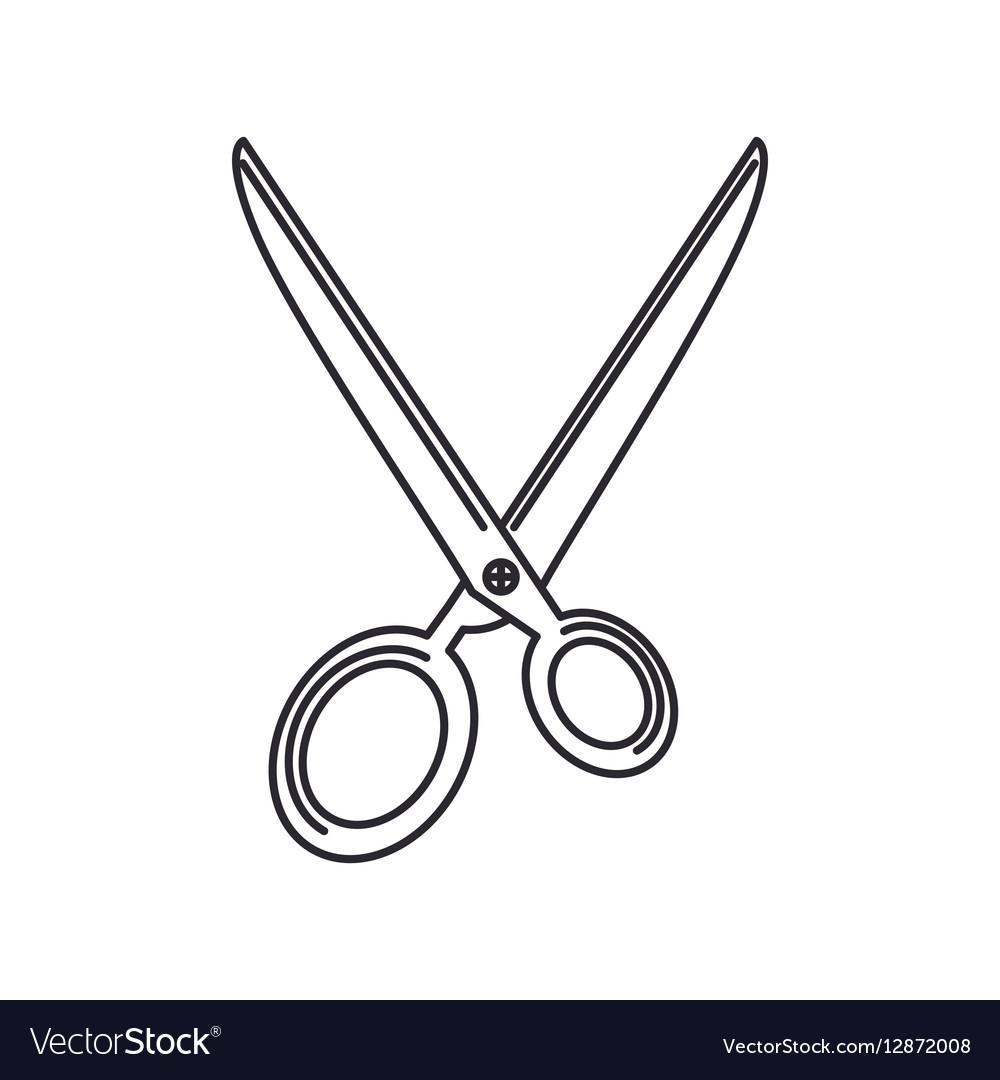 Scissor tool icon