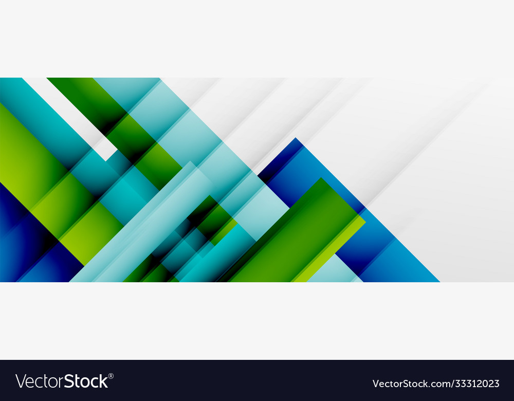 Geometric abstract backgrounds with shadow lines