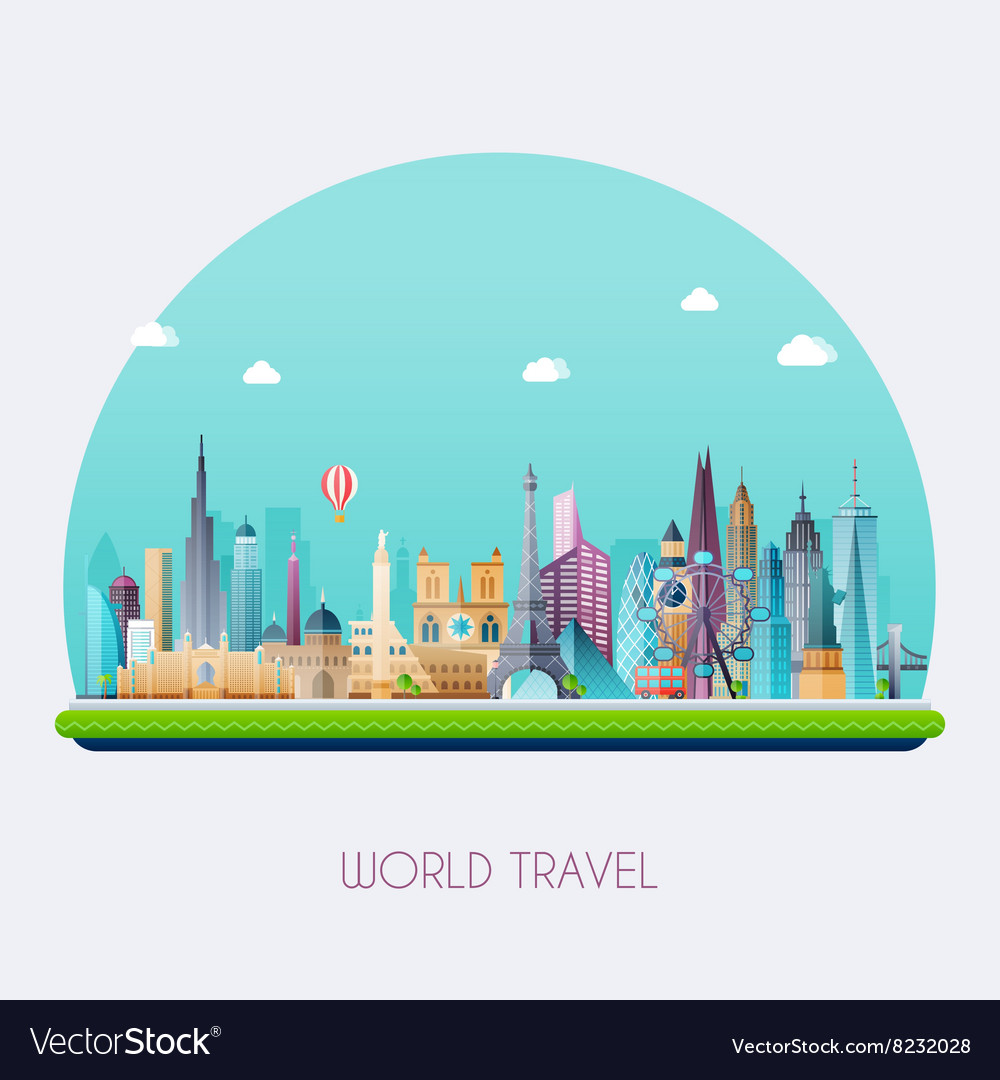Planet earth travel the world Travel and tourism