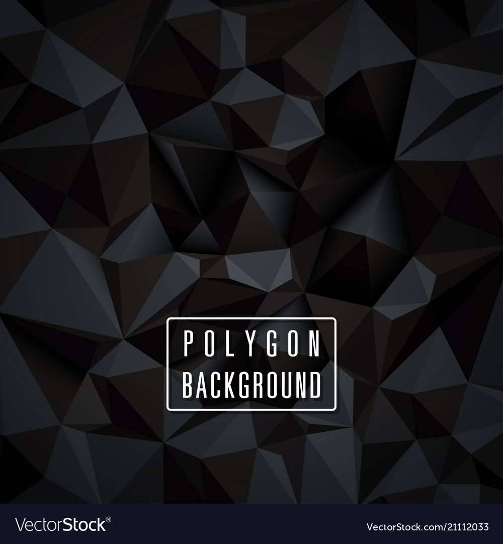 Geometric graphic background abstract polygon