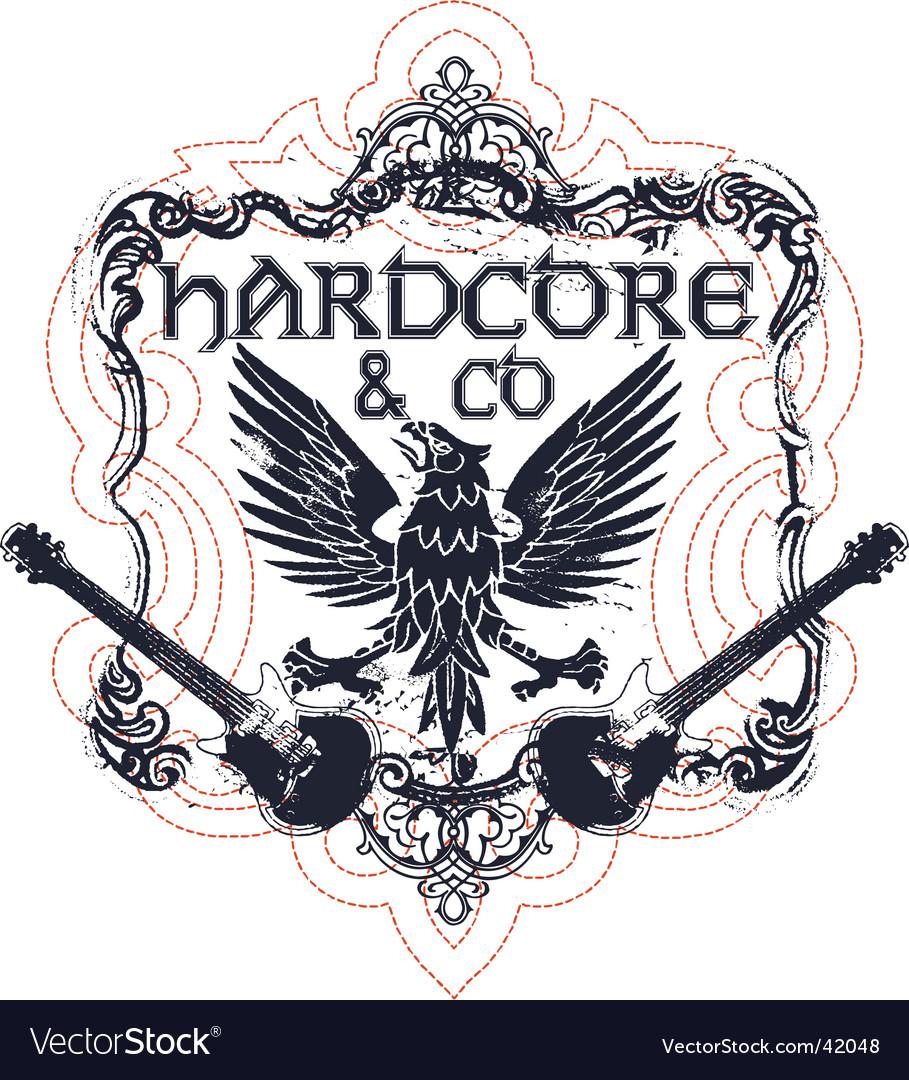 Hardcore music