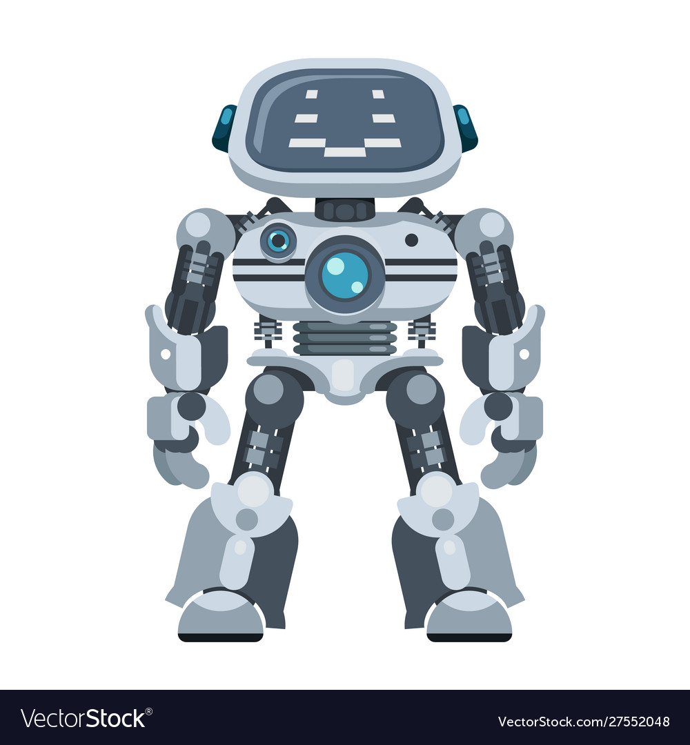 Mighty android robot electronic artificial