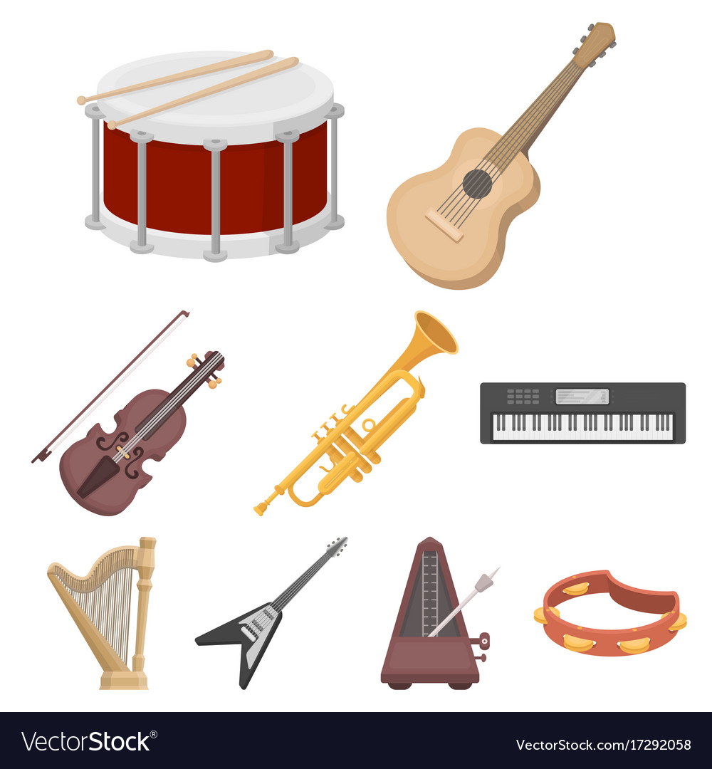 Pictures of musical instruments pdf