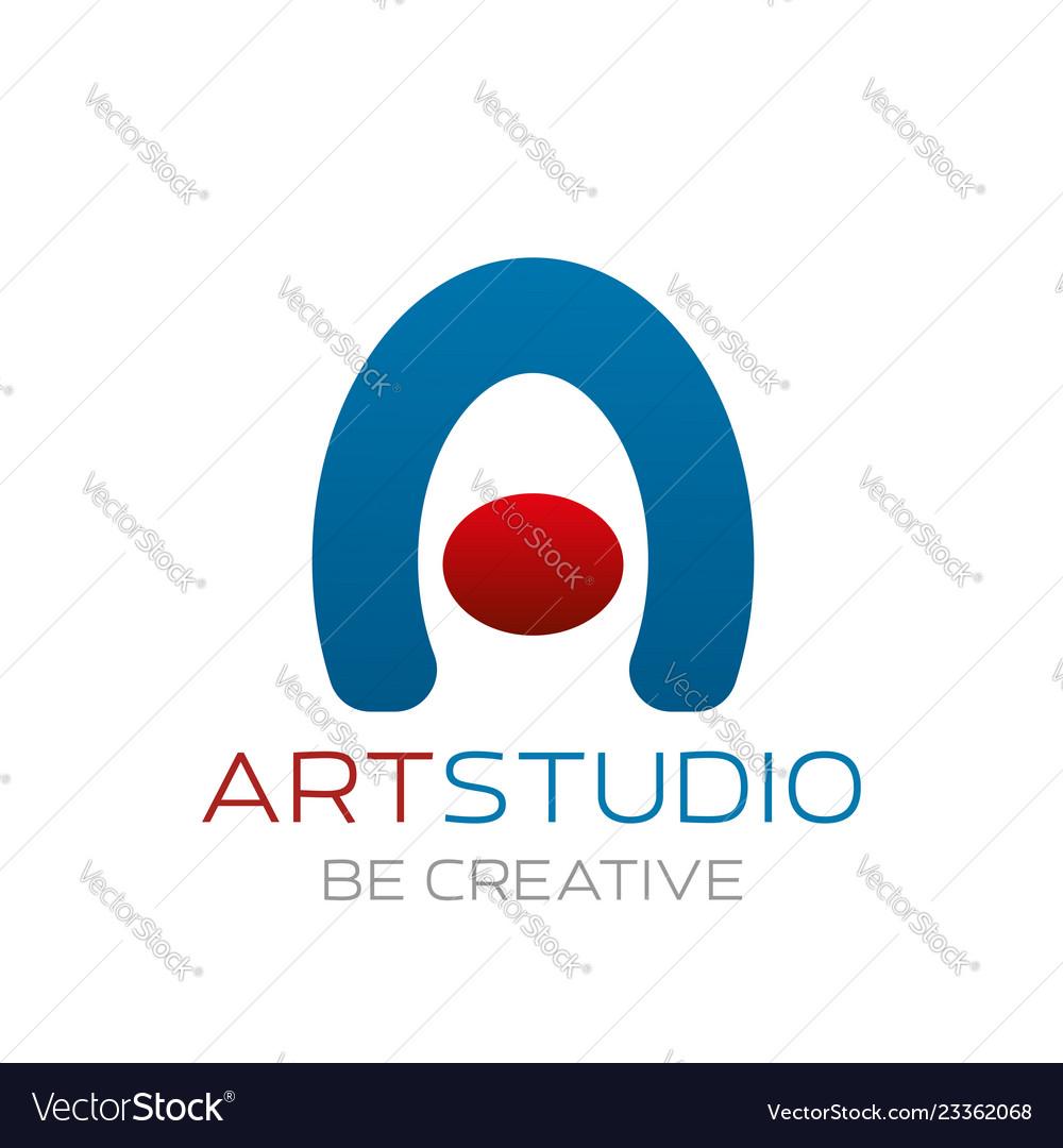 Art studio sign