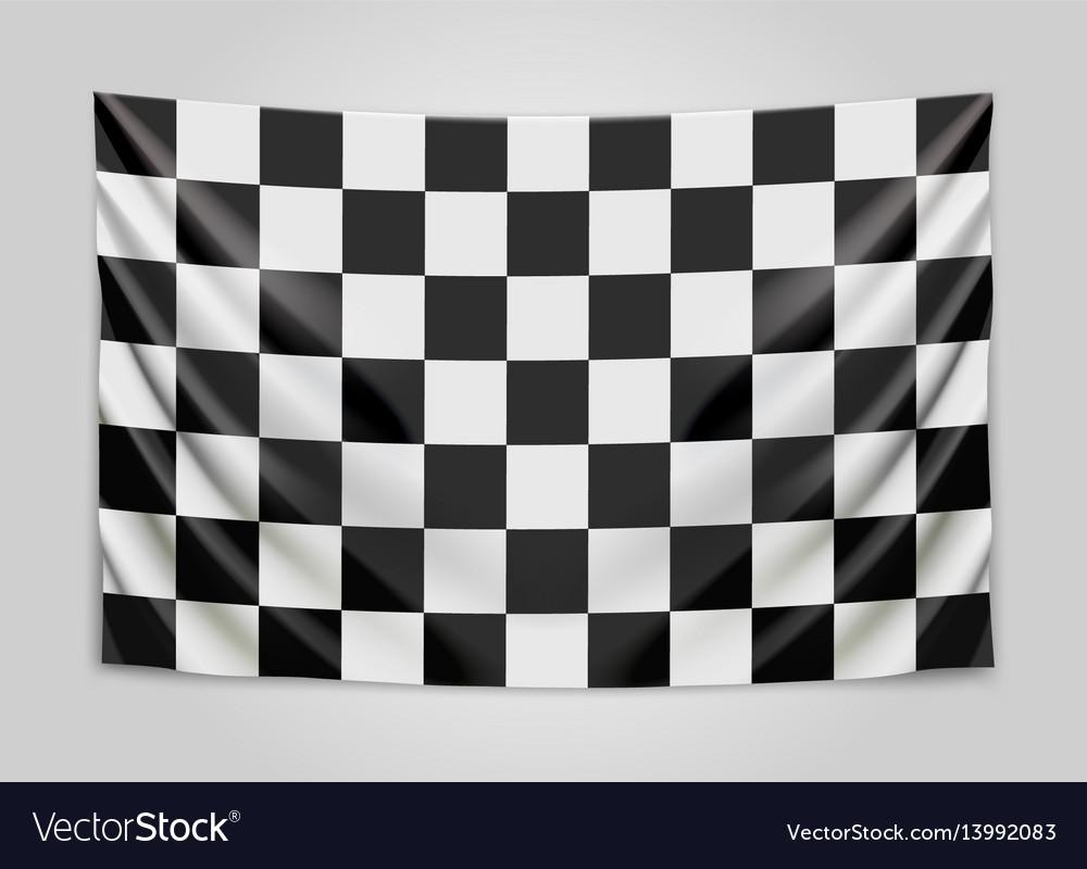 Flag Race Pattern