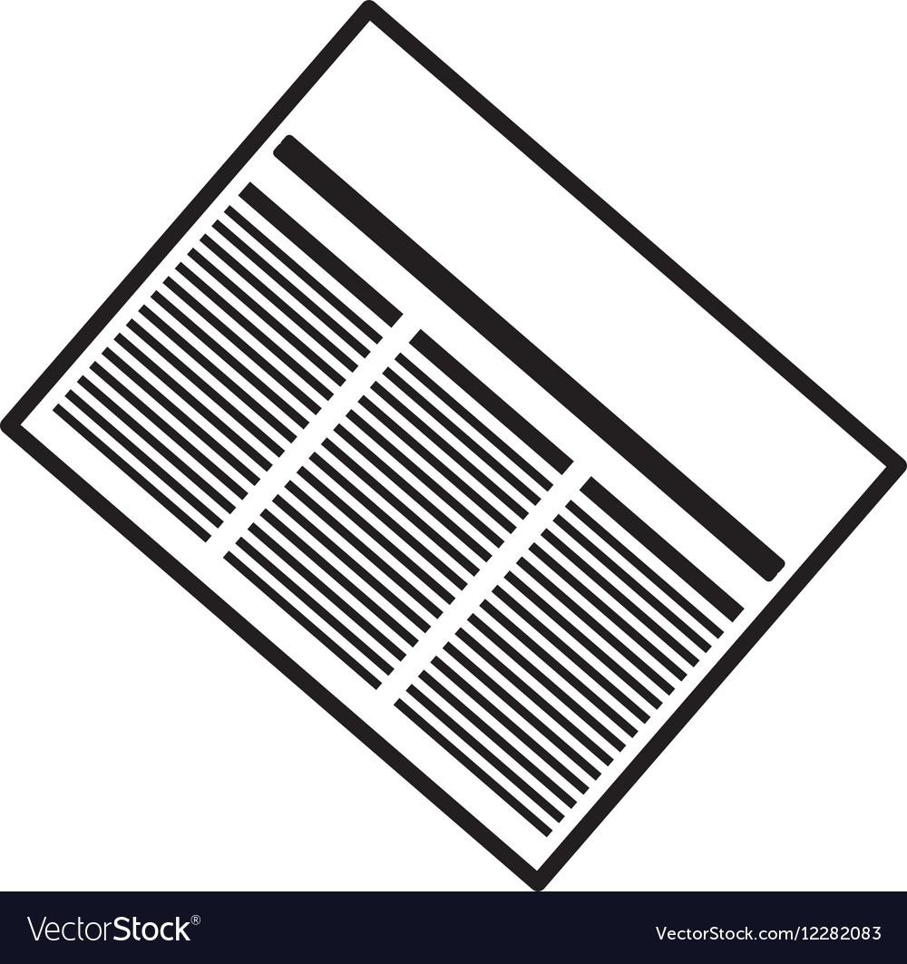 Newspaper info article
