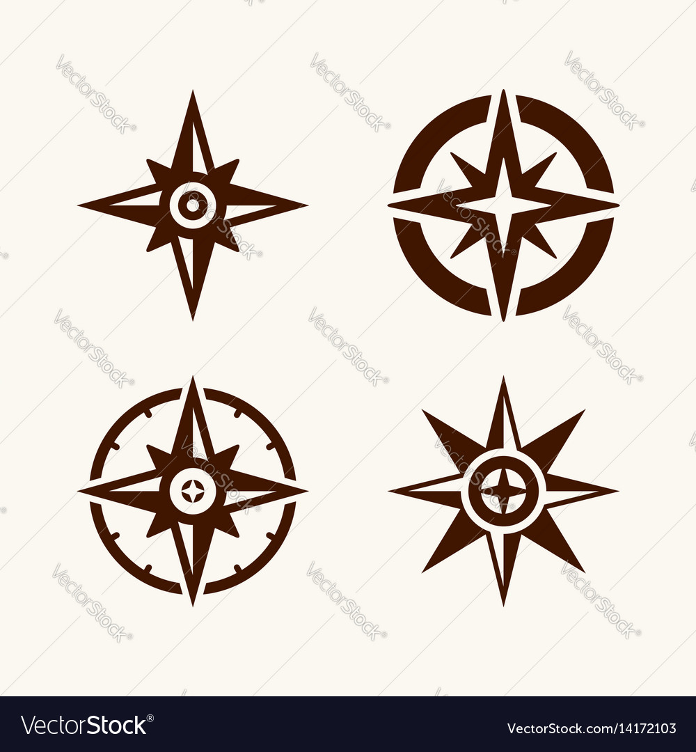 A set of compasses for the logo