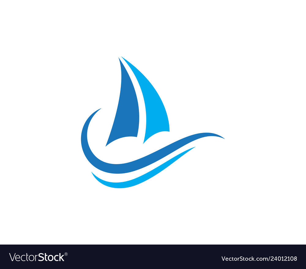 Cruise ship icon design