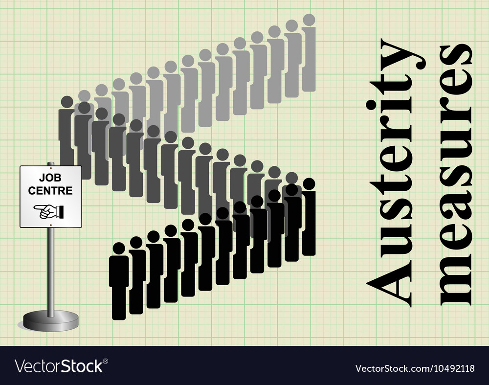 Austerity measures and job cuts