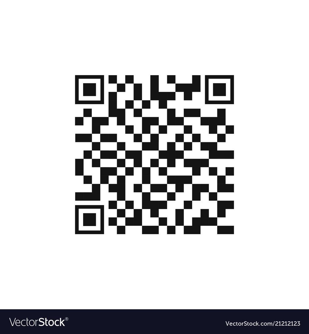 Qr code sample for smartphone scanning