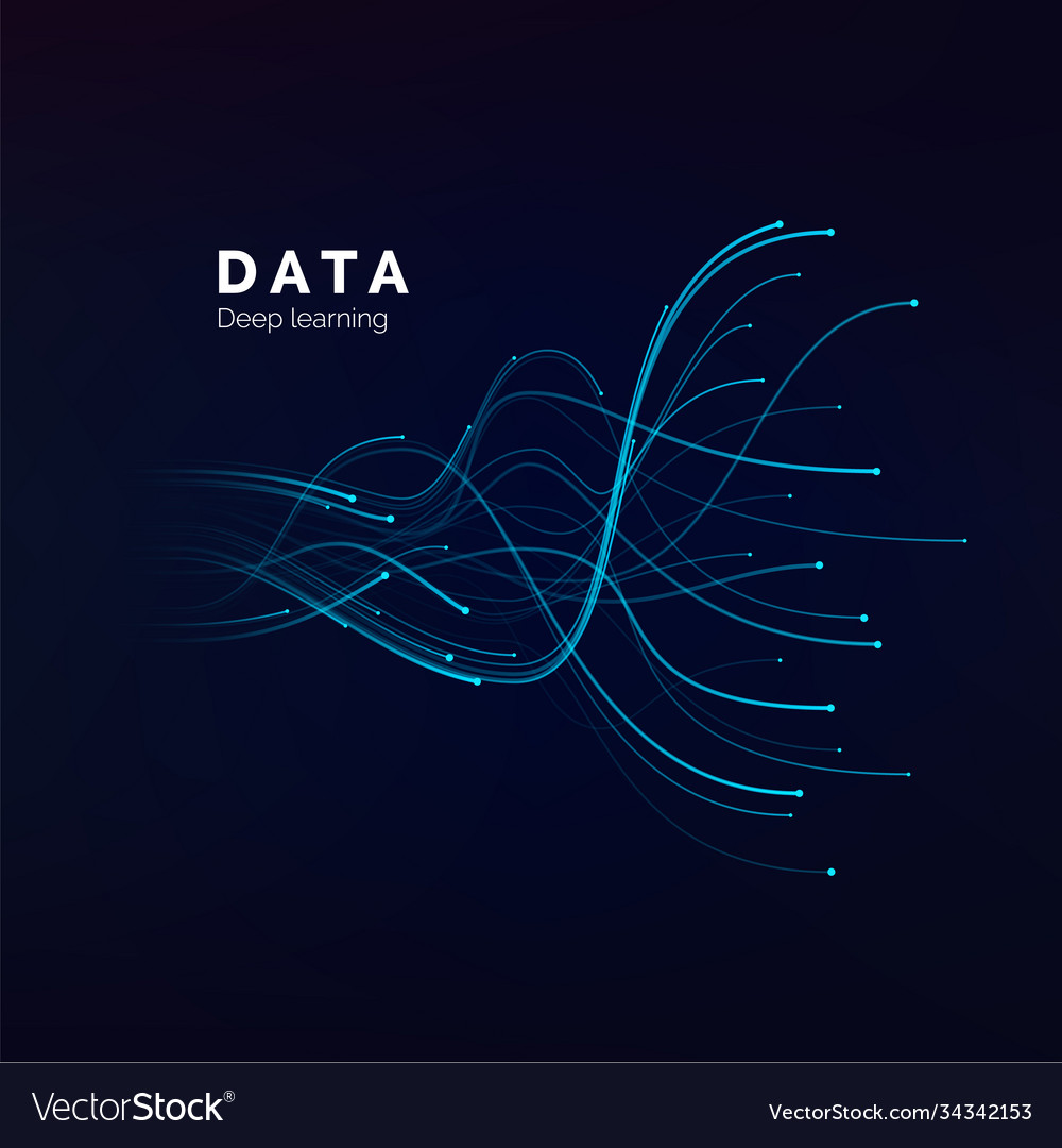Data visualization deep learning or big