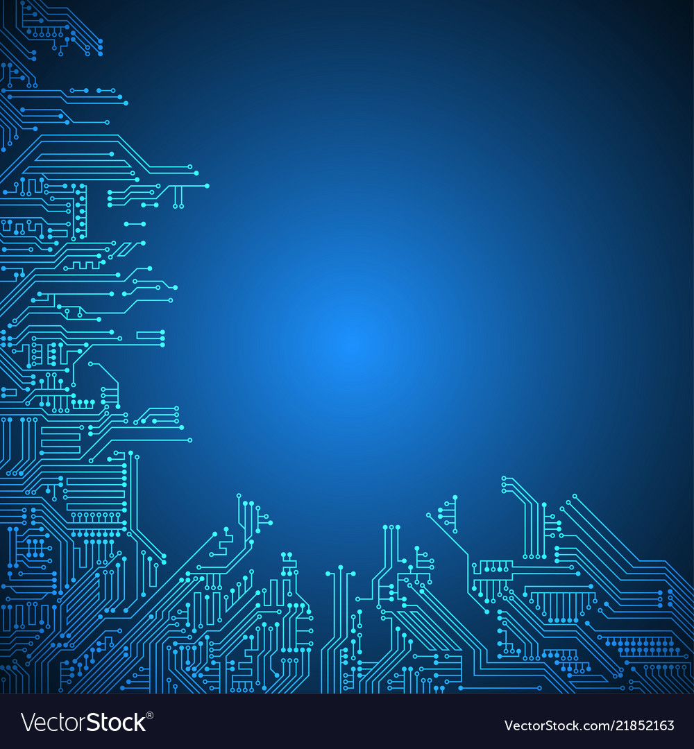 background technology electronic circuit design vector imageElectronic Circuit Design Concept #12