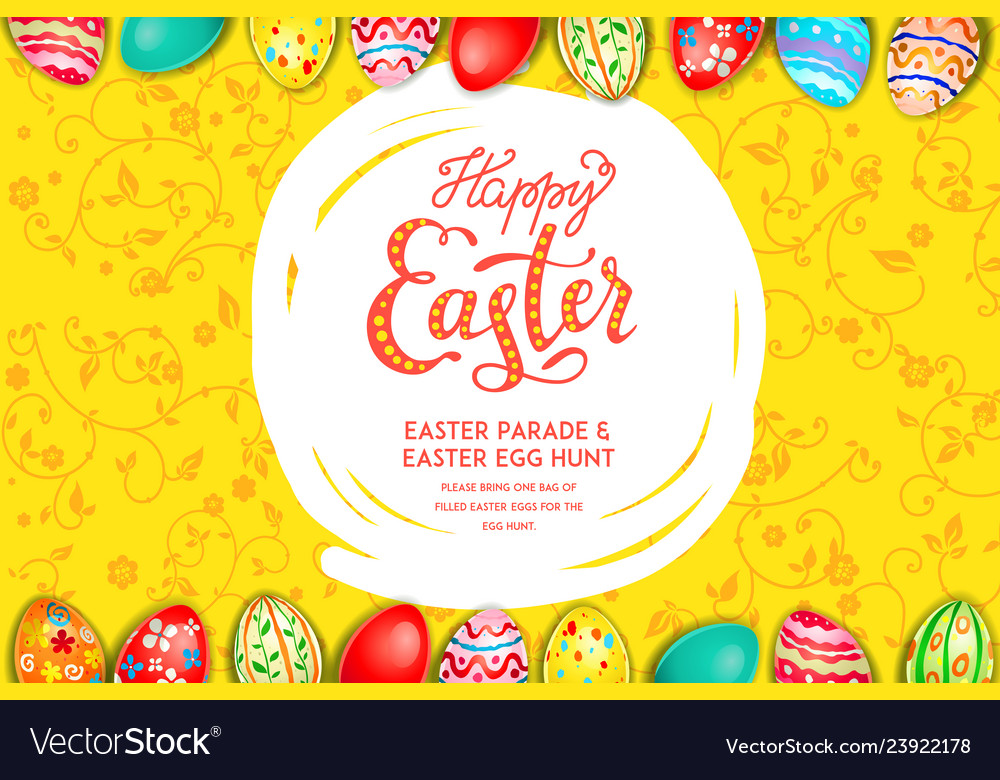 Big holiday eggs