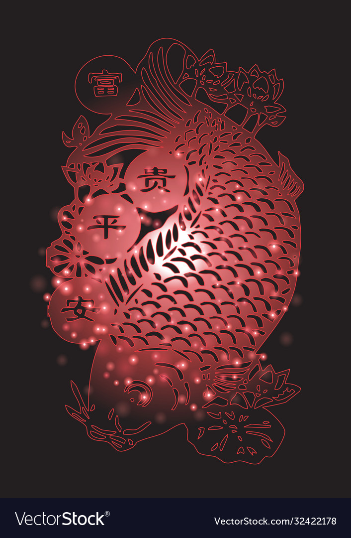 Chinese new year greeting card year background