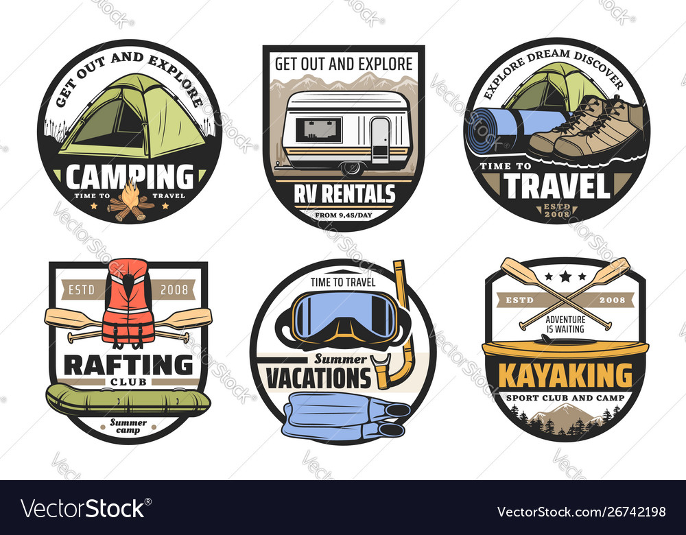 Camping tent boots boat rv and kayak travel