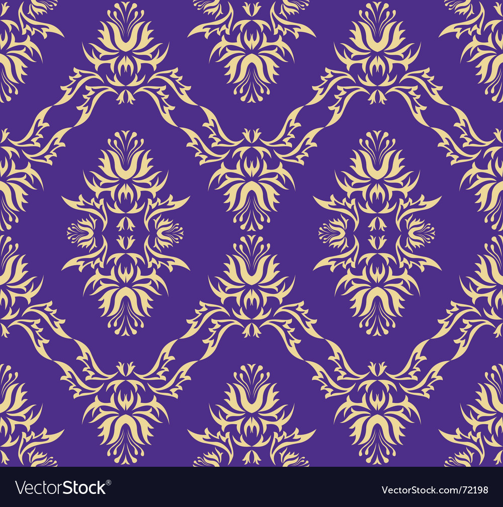 Damask Victorian pattern