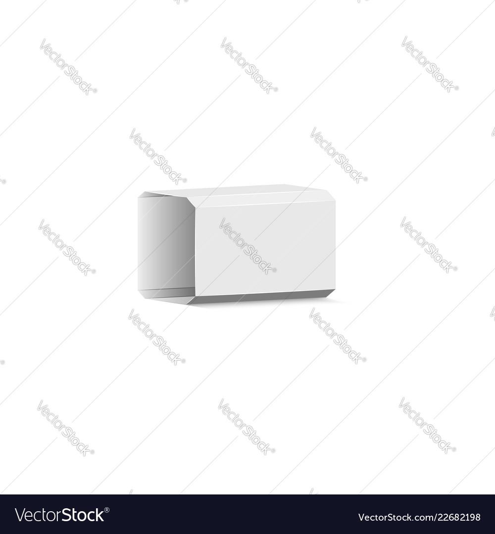 Empty desktop paper stand mockup for poster