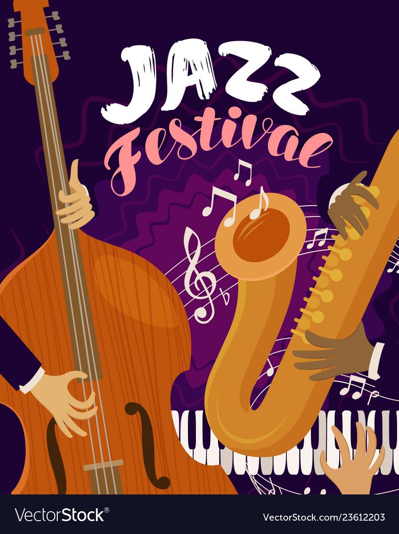 Jazz festival musical festival live music