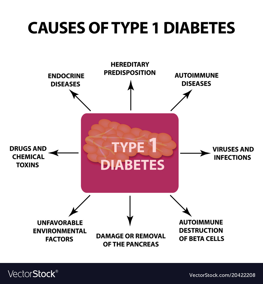 Diabetes Typ 1: Ursachen, Anzeichen, Behandlung - Dianol ist ein Mittel des Kampfes gegen Diabetes
