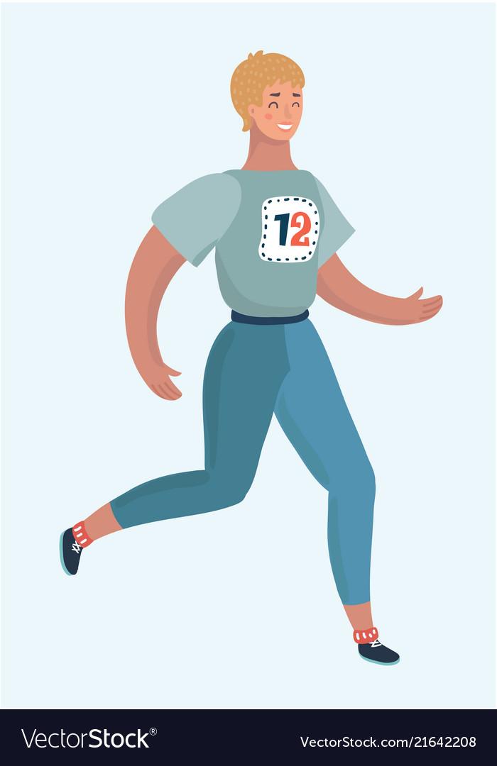 Woman running sports jogging marathon