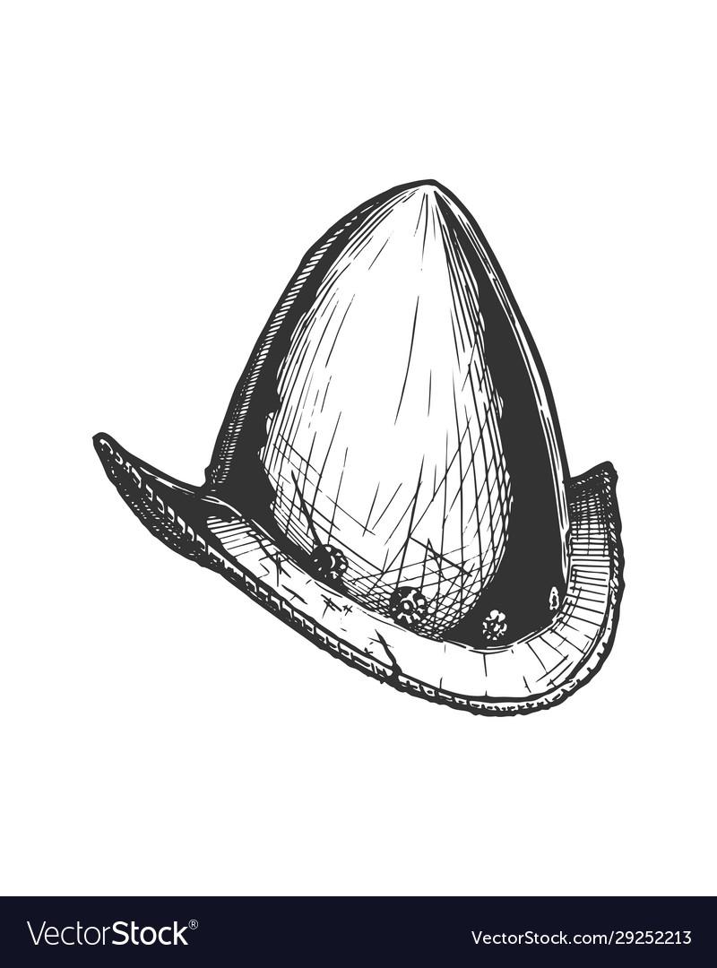 Morion open helmet 16th century