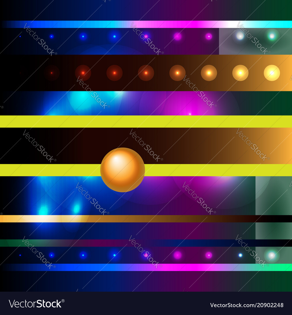 Futuristic modern colorful abstract background