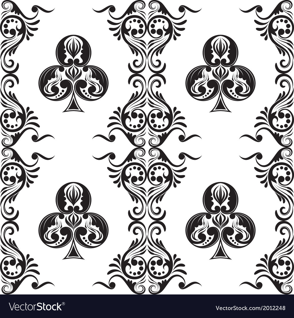 Pattern Club Ornamental