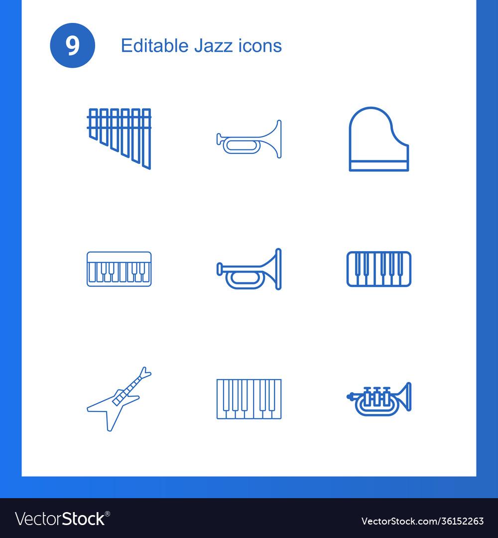 9 jazz icons