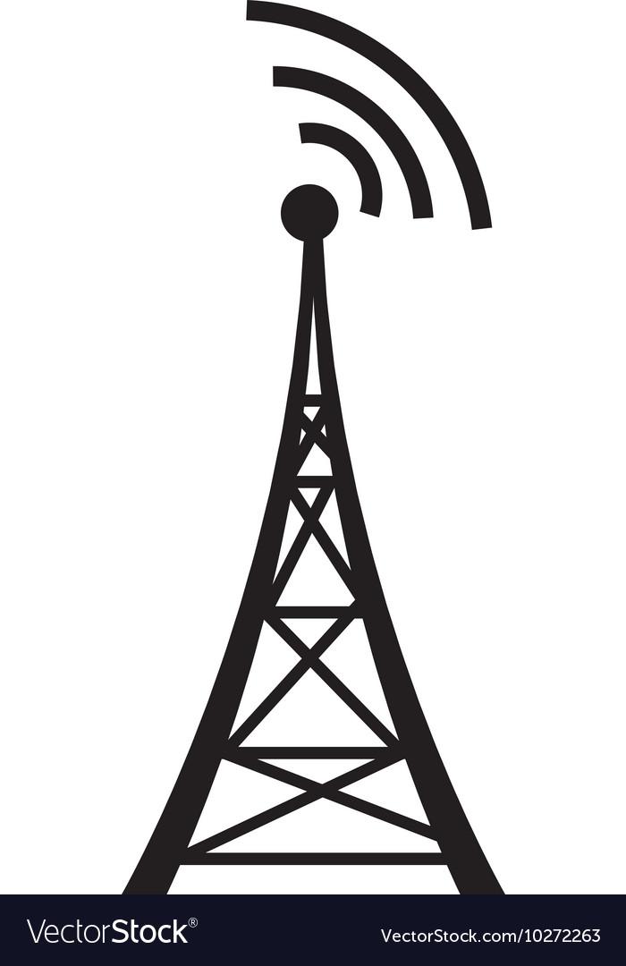 Antenna communication tower