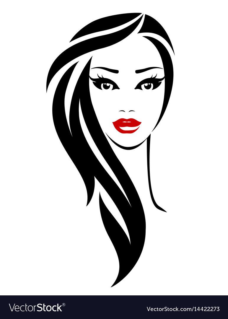 Beautiful woman Royalty Free Vector Image - VectorStock