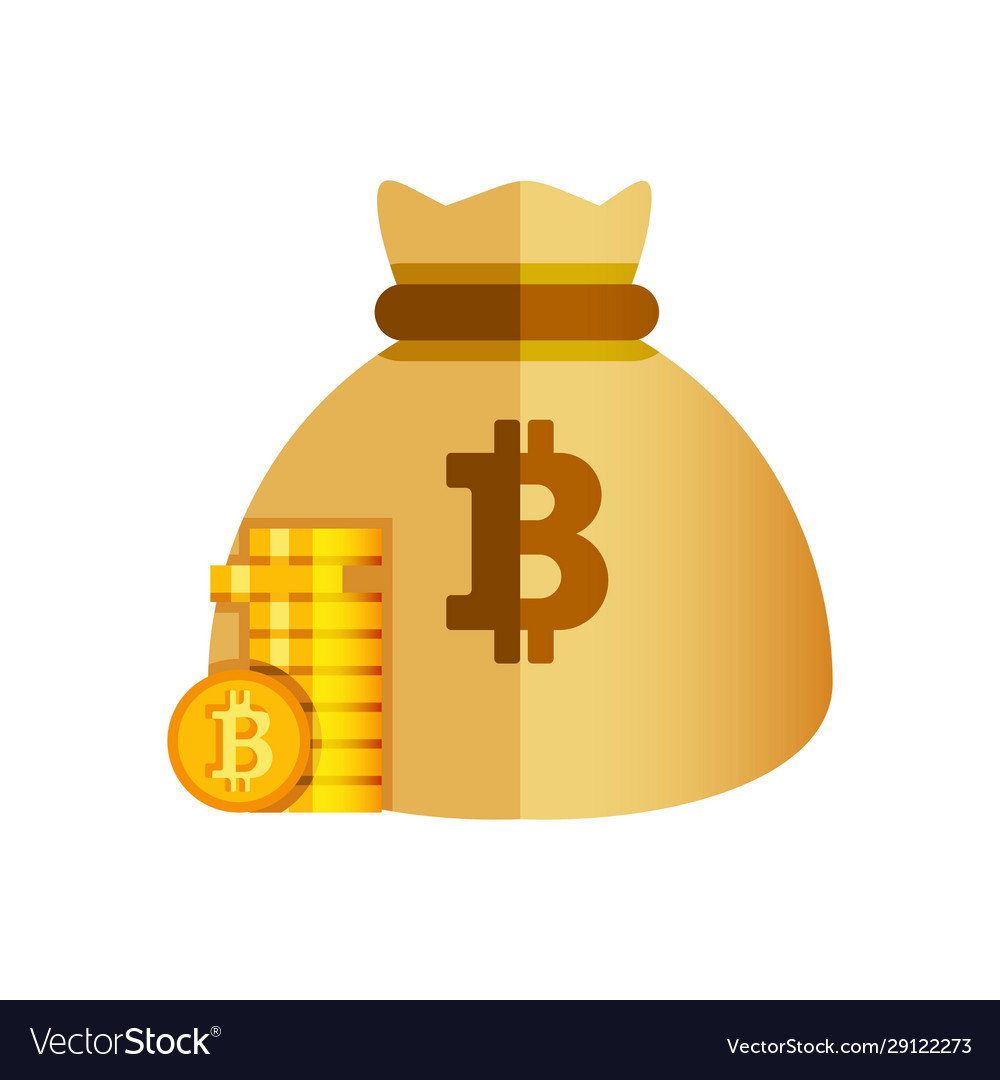 Crypto currency bitcoin concept