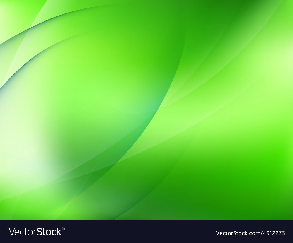 Green Abstract Wallpaper Pattern Eps 10